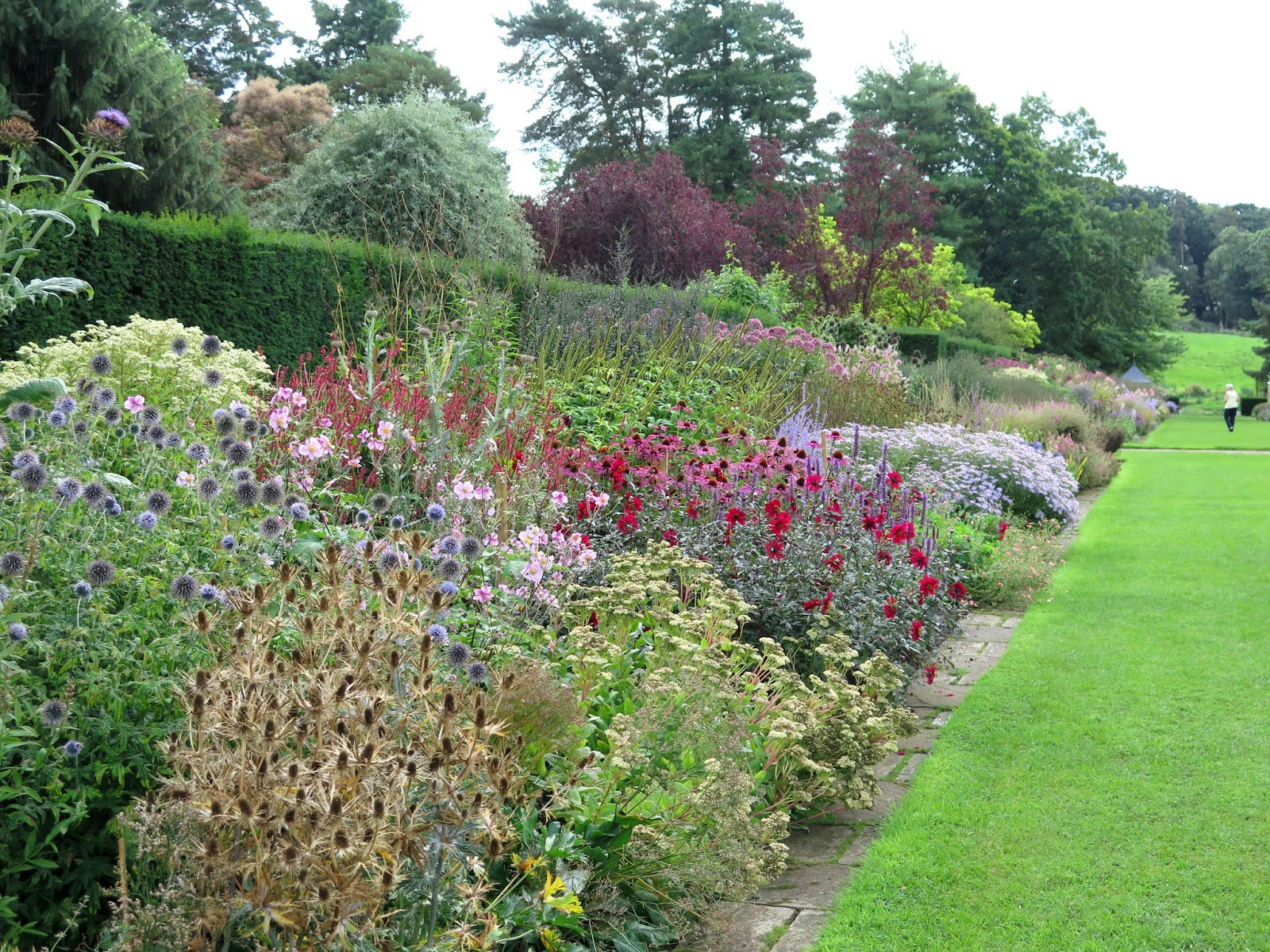 En el jardin: Un poco más de inspiración antes de que arranque la ...