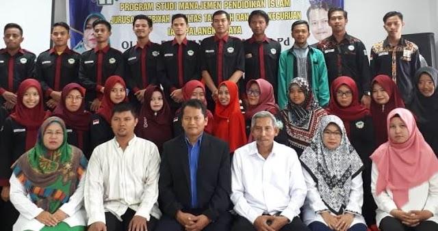 Kuliah Dosen Tamu Prodi MPI dari Ketua Prodi MPI UIN Sunan Kalijaga Yogyakarta