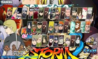 Naruto Senki Ninja Storm 3 v2 Mod+Apk