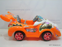 Mobil Mainan Aki ELITE 619 JACKY CHAN'S FANTASIA 3
