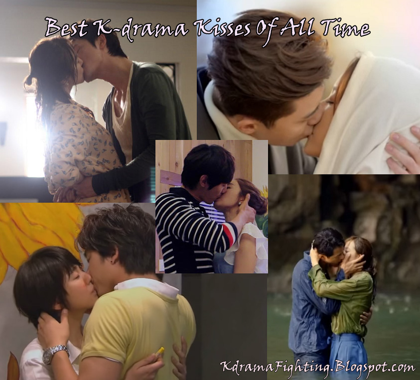 10 Best, Most Passionate Kdrama Kiss Scenes That Will Make