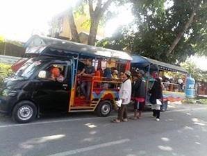 Odong odong khas Medan