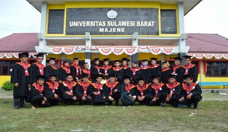 PENERIMAAN MAHASISWA BARU (UNSULBAR) UNIVERSITAS SULAWESI BARAT