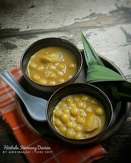 Ide Resep Masak Bubur Manis Hintalu Karuang Durian