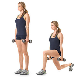 Dumbbell Exercises 3