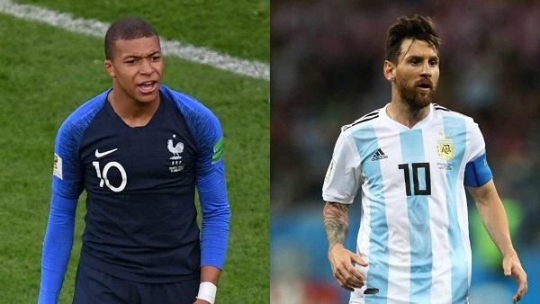 مباراة فرنسا والارجنتين بث مباشر