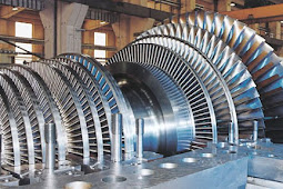 Pemeliharaan Turbin dan Generator Uap - DUNIA PEMBANGKIT LISTRIK