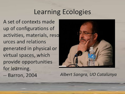 Albert Sangrà reflects on the state of online education in an interview with the UOC R&I  ‎@edulabTIC