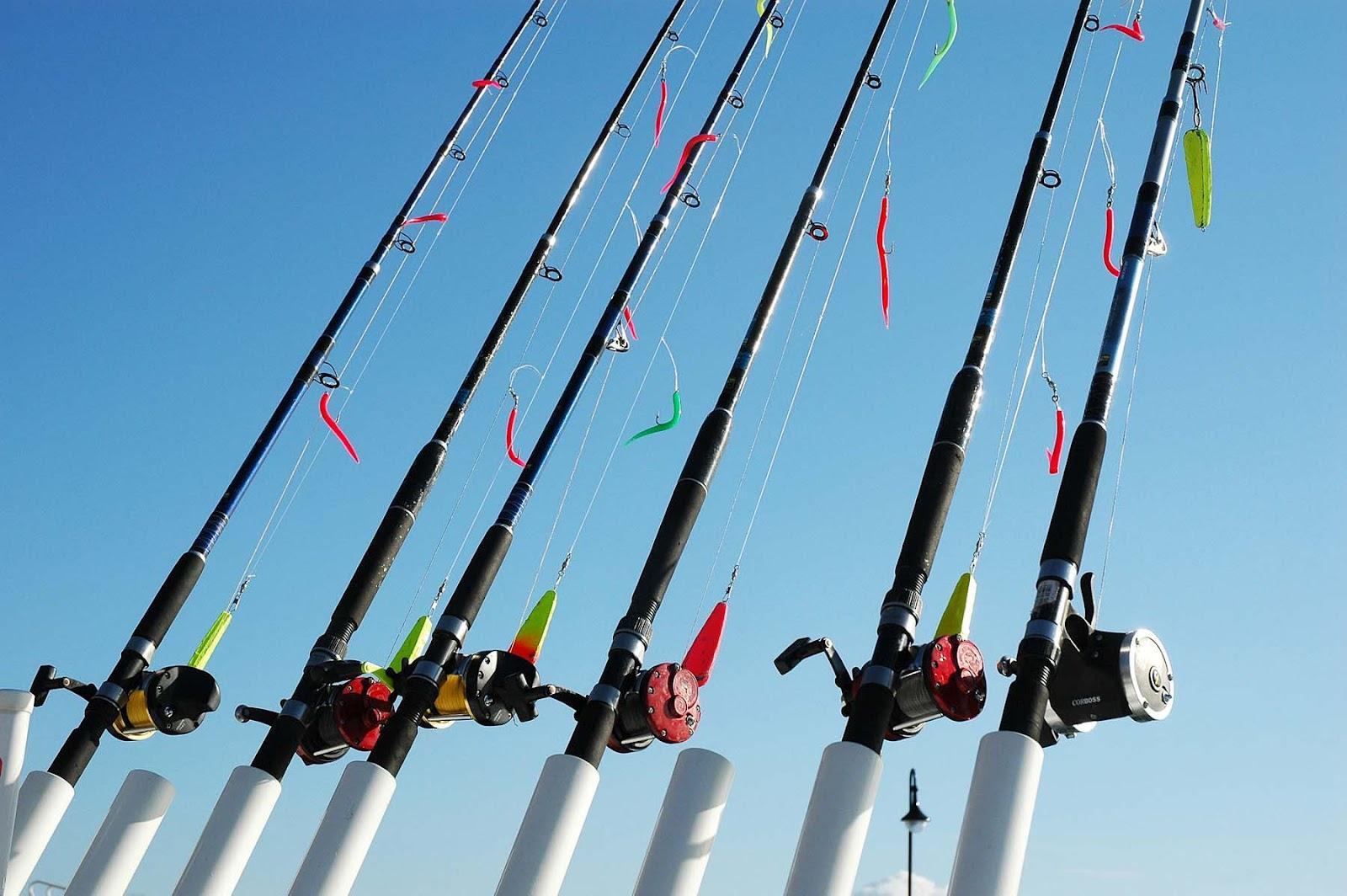 Как выбрать снасти для рыбалки в Норвегии