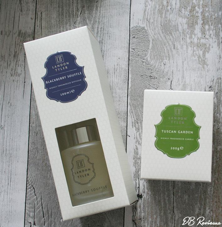 Landon Tyler Home Fragrances
