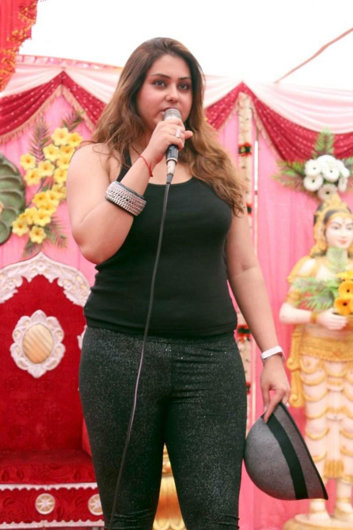 Hot Actress Namitha