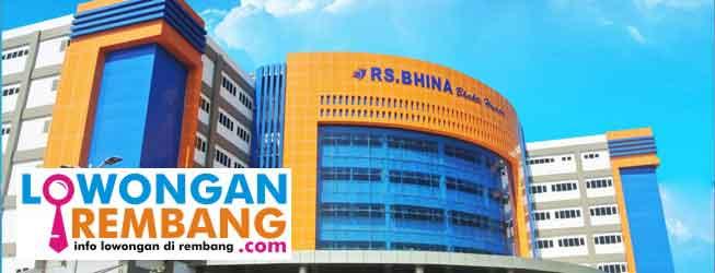 lowongan rumah sakit bhina bhakti rembang