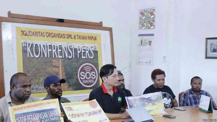 Perebutan SDA Akar Masalah di Papua