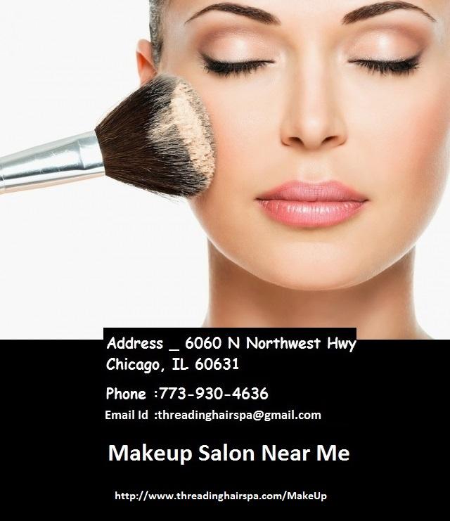 Threadinghairspa: Makeup Salon Near Me,At Threadinghairspa
