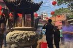 rare photos of Jade Emperor Pagoda of Saigon Vietnam