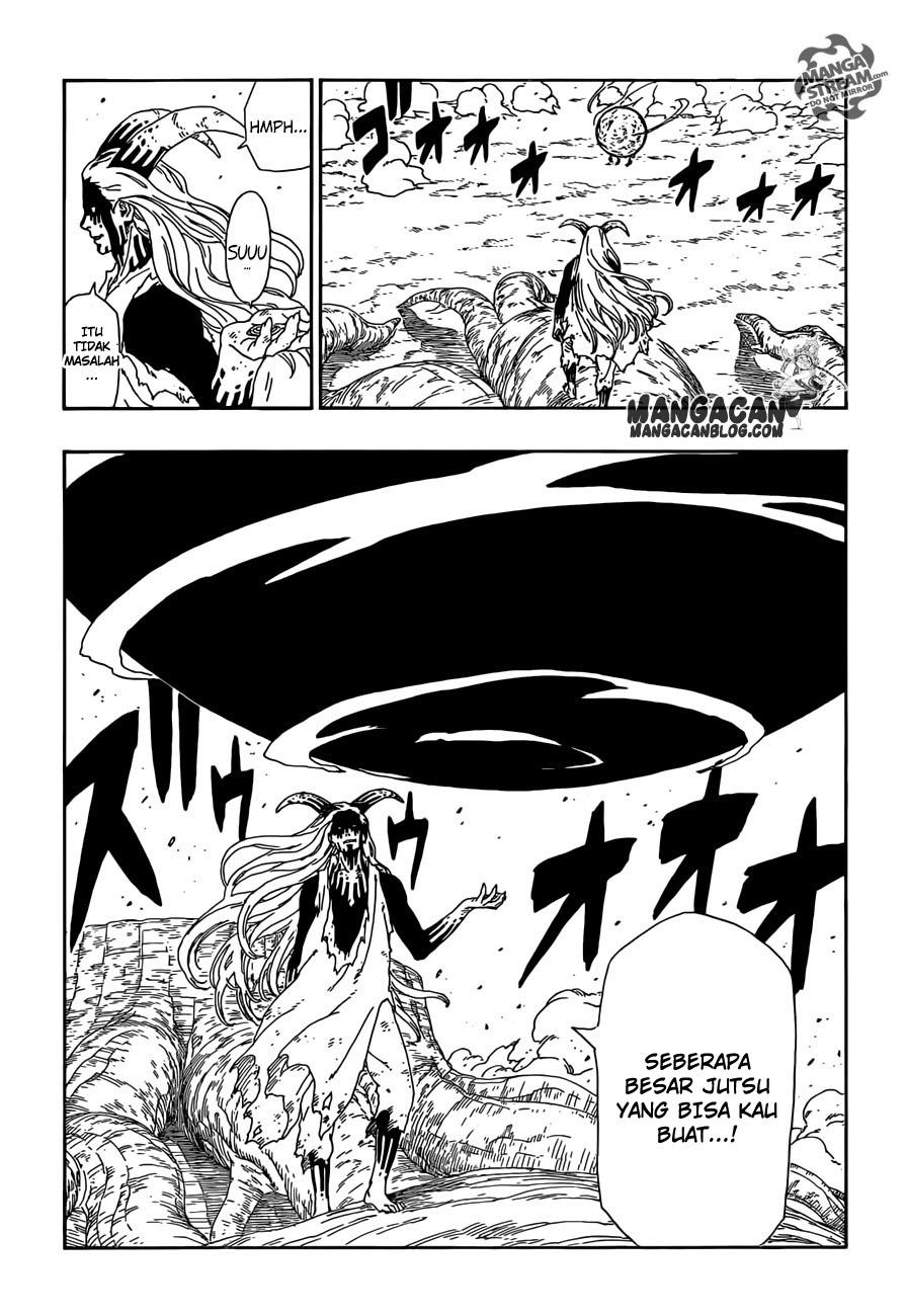 Manga Boruto Chapter 9 Bahasa Indonesia