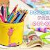 38 desenhos de personagens para colorir - Dia das Crianças