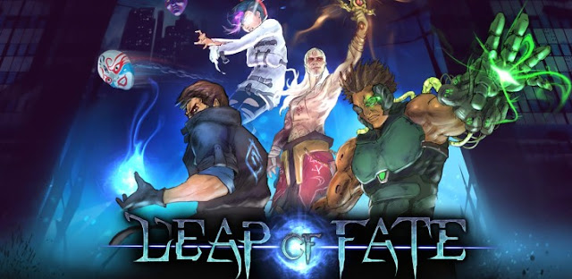 Leap of Fate v1.1.2 APK Android Games Download