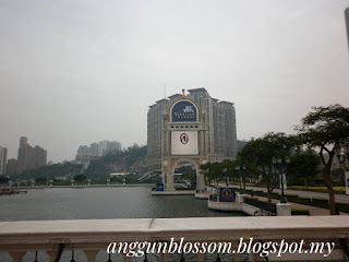 HARI KEEMPAT BERCUTI DI HONG KONG - MACAU DAY TRIP DAN LADIES MARKET