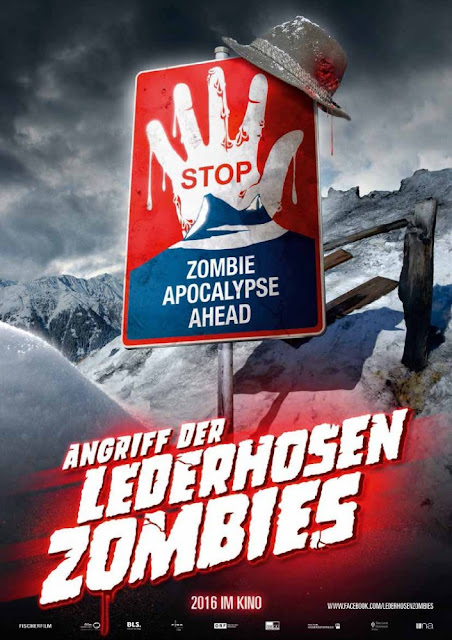 Attack of the Lederhosen Zombies poster