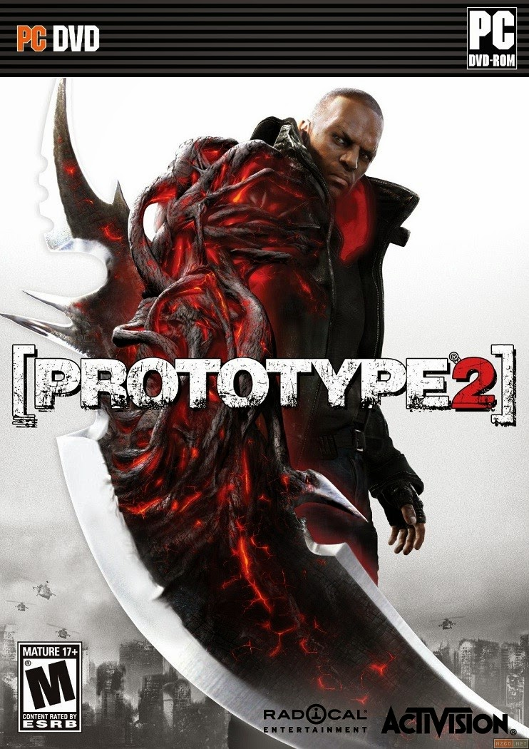 Prototype 2 ESPAÑOL PC Full