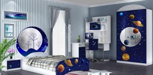 Warna cat kamar tidur minimalis anak laki-laki