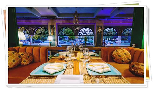 impresii pareri restaurant libanez mandaloun bucuresti