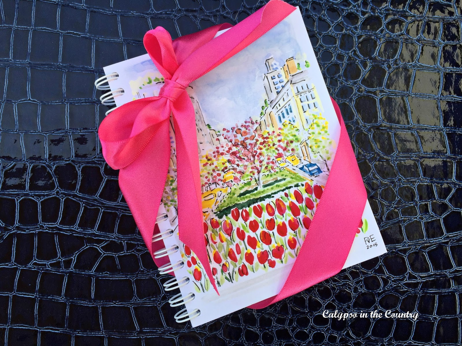Notebook by PVE Designs - Available on Etsy