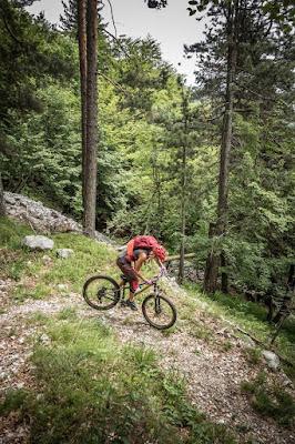 Enduro Tour Freeride Hardtail Monte Brizzia Resiutta