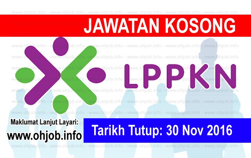 Jawatan Kerja Kosong Lembaga Penduduk Dan Pembangunan Keluarga Negara (LPPKN) logo www.ohjob.info november 2016