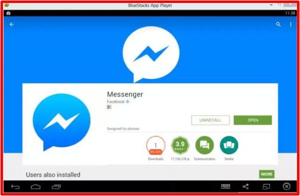Facebook Messenger Free Download For Laptop
