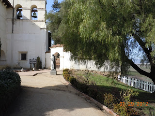 california spanish mission