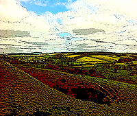 http://www.paintwalk.com/2014/05/hill-forts-around-blackmore-vale.html