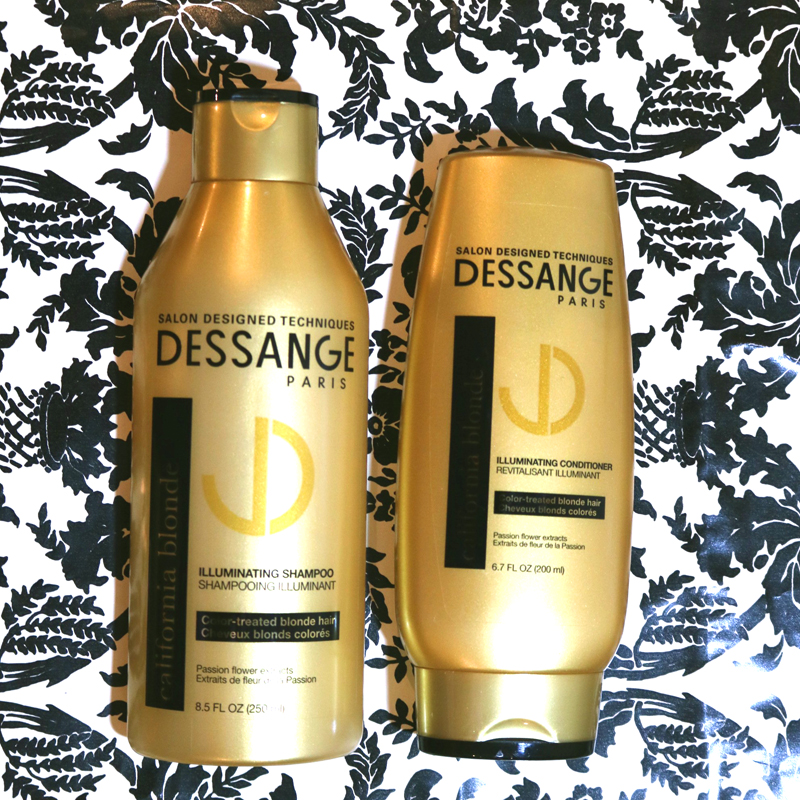 dessange, blonde shampoo, shampoo for blondes