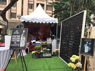 GSM Premium Gin Supports The Local Art Scene