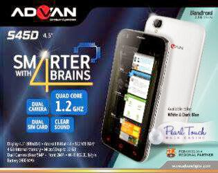 Cara Flash Advan S45D Via PC Menggunakan ResearchDownload Tool - Mengatasi Bootloop