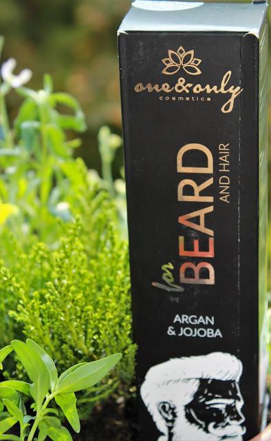Olejek do pielęgnacji brody i włosów