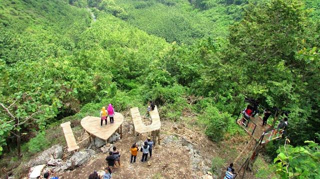 Wisata Puncak Bukit Pandang Durensawit Kayen Pati