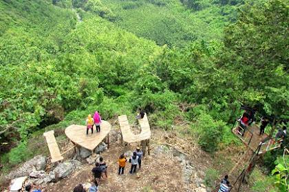 Bukit Pandang Pati, Pesona Wisata Serasa di Luar Negeri