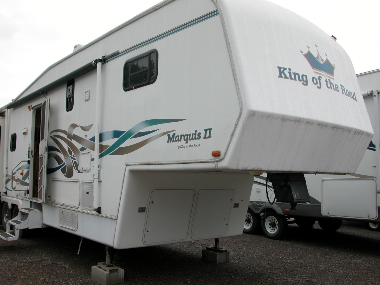 King Of The Road Marquis Ii 5th Wheel Camper