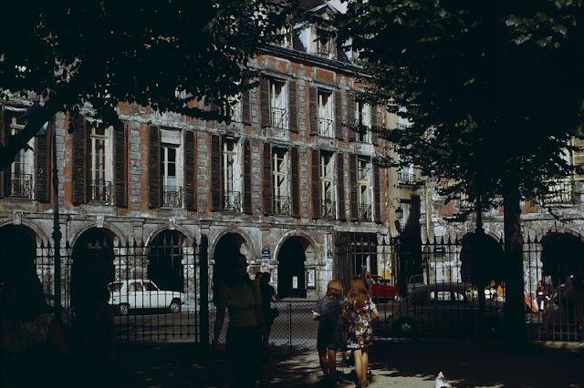 Restaurant Rue St Louis Pau