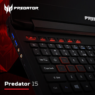 Inovasi Acer Predator 15, Laptop untuk Hardcore Gamers