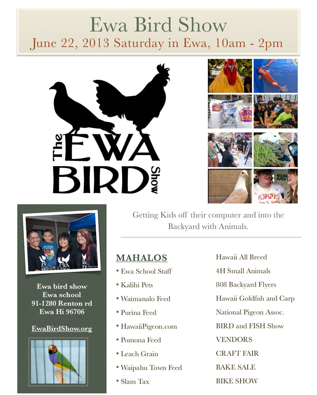 Ewa Beach Craft Fair