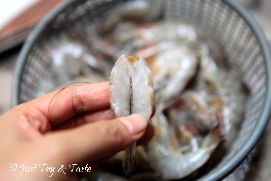 Resep Udang Goreng Oatmeal a la Singapore JTT