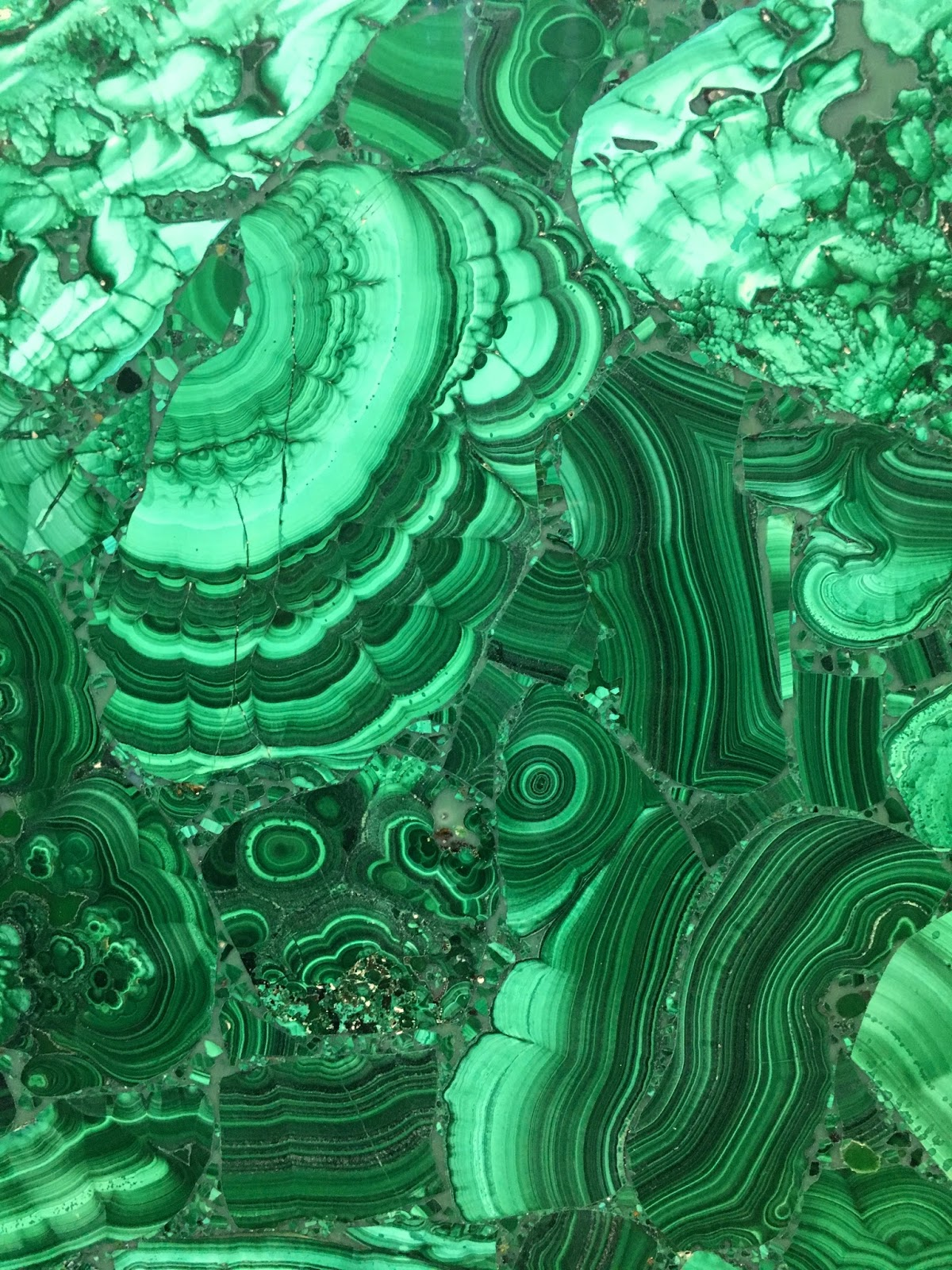 Fiorito Interior Design A Malachite Moment