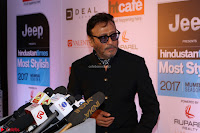 Red Carpet of Most Stylish Awards 2017 ~ Jackie Shroff (3).JPG