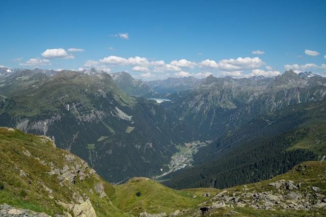 Gipfelweg Madrisella  Wandern Silvretta-Montafon  Vorarlberg 05