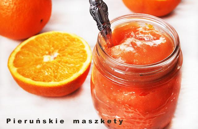 krem pomarańczowy do ciast