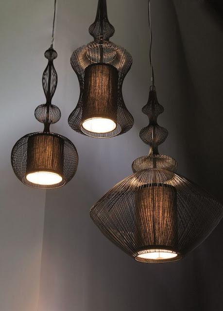 model lampu hias
