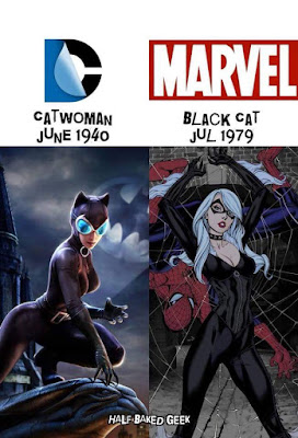 Top 10 Marvel Characters Copied From Dc